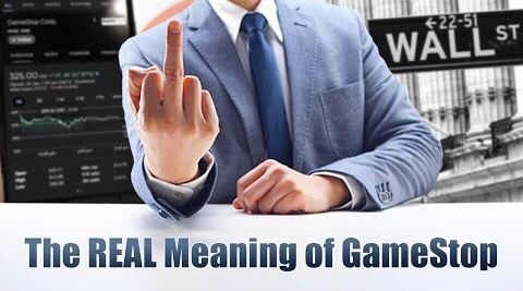 """""""The Real Meaning of GameStop"""" Img_7399"""